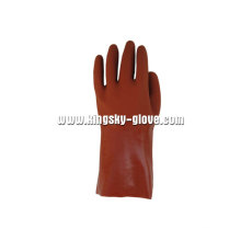 13G Seamless Liner Sandy Finish PVC Work Glove-5112