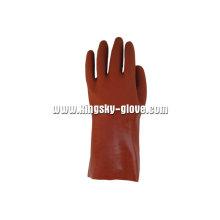 13G Seamless Liner Sandy Acabamento PVC Trabalho Luva-5112
