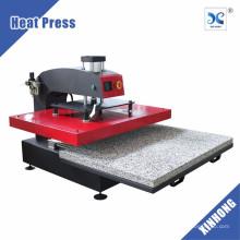 FJXHB5 XINHONG Pull Out Design Grande tamanho OEM Pnuematic Heat Press Machine