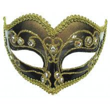 Masques de mascarade portatifs, masque de fête
