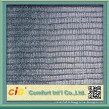 haute qualité résistance aux taches humide pleather PU avec des couleurs variantes