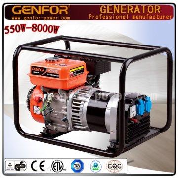 De buena calidad Generador de la gasolina de la gasolina de la energía dominante del verde