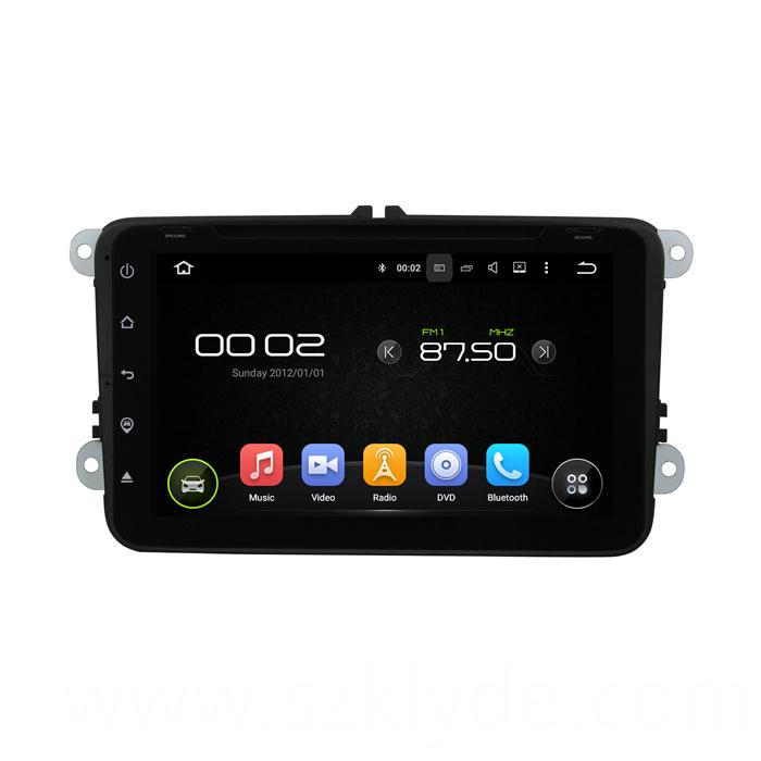 MAGOTAN large touch screen Car Multimedia Player