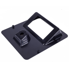 Custom PP/ABS calculator parts plastic injection mold for plastic calculator cover