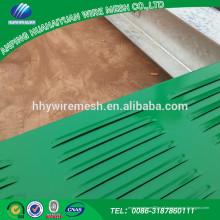Venda quente personalizada Made in China baixo preço barreiras de ruído de estrada de aço Aplicação para loja de departamento
