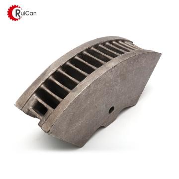 peças de disco de freio ferroviário peças de trem