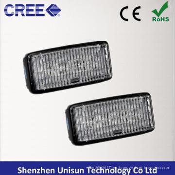"Resistente 5 ""12V-24V 840lm 12W CREE LED tractor luz"