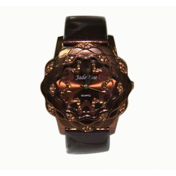 Charm Fashion Alloy Watch for Ladies