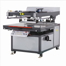 Tmp-70100-B Flat High Quality Oblique Arm Ce Screen Printing Machine