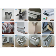 Fournisseur de profil en aluminium extrudé en Chine