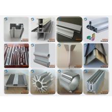 Китай Экструдированный алюминиевый профиль поставщик