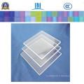 5, 6, 8mm de vidrio ultra claro para la India con certificados