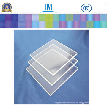 5, 6, 8mm Ultra Clear Glass für Indien mit Zertifikaten