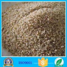 Filtration de sable de silice Système de filtration d'eau de sable de quartz moyen