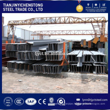 Q235 Q345 A36 SS400 S235JR S355JR Hot Rolled Galvanized Forged High frequency welded steel H Beam