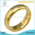 Ewiges Liebesmuster Wolfram Ringe für Paar