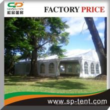 Палатка для навеса для палаток 6м на 18м. Палатка для пвх на 70 человек