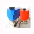 24v 110v 220v dn20 dn32 dn50 ss304 CTF-001 10nm motorisiertes Durchflussregelventil