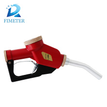 good quality flow meter fuel dispenser nozzle for oil
