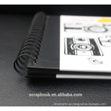 Schwarzen Inpage Lust auf 12 x 18-Foto-Alben