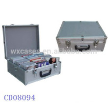 NEUE 60 CD Laufwerke (10mm) DVD Aluminiumkoffer Großhandel