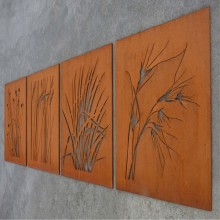 Laser Cut Screen Wall Art