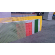 PVC Coated or Hot Dipped Galvanized Platform Floor Steel Grating