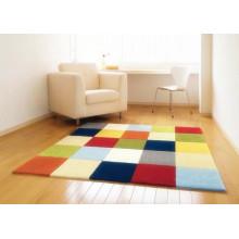 Decorative Hotel Floor Carpet, Hotel Hallway Wool Carpet