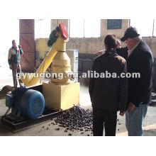 Reis Schale Brikett / Pellet Maschinen