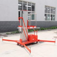 5 meters vertical aerial work lift ladder