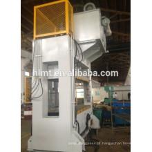 Máquina hidráulica da imprensa do frame CNC 1200Tons / imprensa hidráulica de quatro colunas