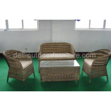 Salon mobilier Outdoor canapé fixe intérieure