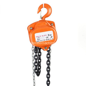 Good Quality Chain Hoist with Trolley
