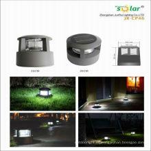 integración solar luz solar, luz jardín decoraciones del jardín, iluminación con sensor de movimiento solares