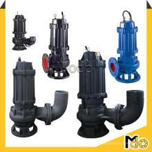 Pompe submersible électrique d'eaux d'égout pour des travaux municipaux