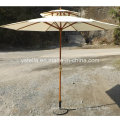 Patio Garten UV-resistenter Regenschirm Stoff Sunbrella