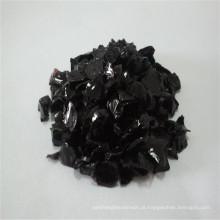 2-3 mm Black Float Glass Cullets para vidro de janela