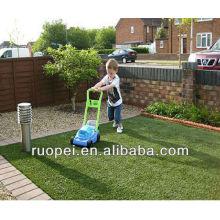 Kunstrasen-Gras benutzt für Garten u. Swimmingpool, Fabrik-Versorgungsmaterial