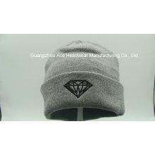 De alta calidad Coloftul invierno moda que hace punto el casquillo del sombrero (ACEK0080)
