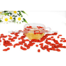 Ningxia zhongning wolfberry orgánico goji bayas mayorista de envases a granel