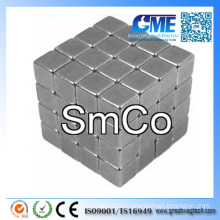 "F1/4""X1/4""X1/4"" Cubes SmCo Magnet"