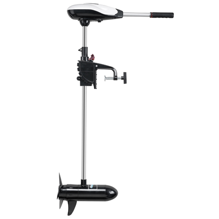 Saltwater Transom Mount Trolling Motor Finite Variable