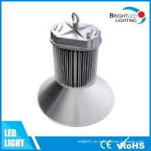 CE RoHS Líquido refrigerado 150W LED Luz de la bahía alta