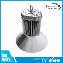 CE RoHS refroidi par liquide 150W LED High Bay Light