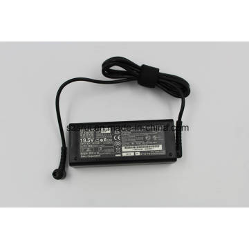 Original Original OEM Sony Vaio Vgp-AC19V32 Vgp-AC19V36 Vgp-AC19V42 Adaptateur secteur