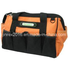 Heavy Duty Pocket Tools Embalagem Jobsite Shoulder Strap Bag
