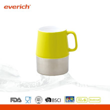 2015 Promotional ceramic coffee cup with handle