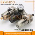 Блок лубрикатора регулятора воздушного фильтра типа AC3000-03 SMC