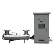 Desinfecção UV de Estações de Tratamento de Água Residuais e Reutilização