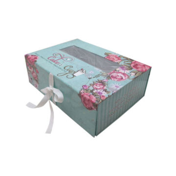 Bán buôn Custom Luxury Flat Folding Paper Paper Box